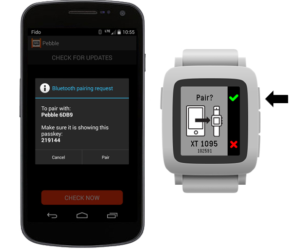 Pebble | Android Pairing Issues
