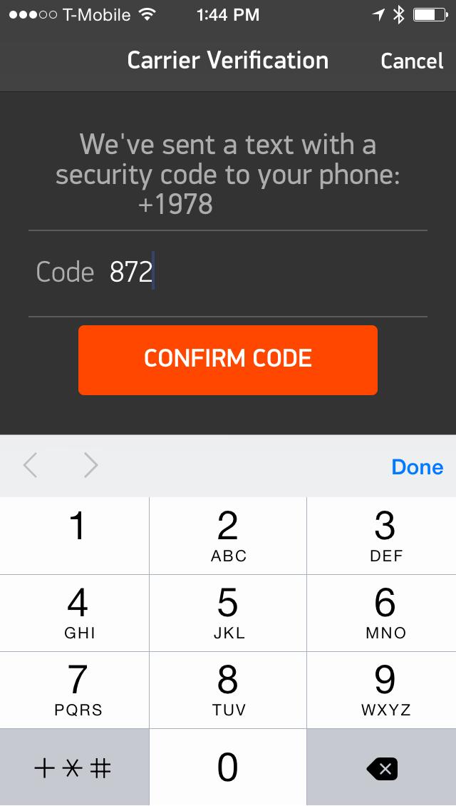 Pebble | iOS - Set Up Text Replies