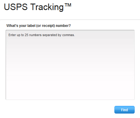 Pebble   US - How do I track my package?